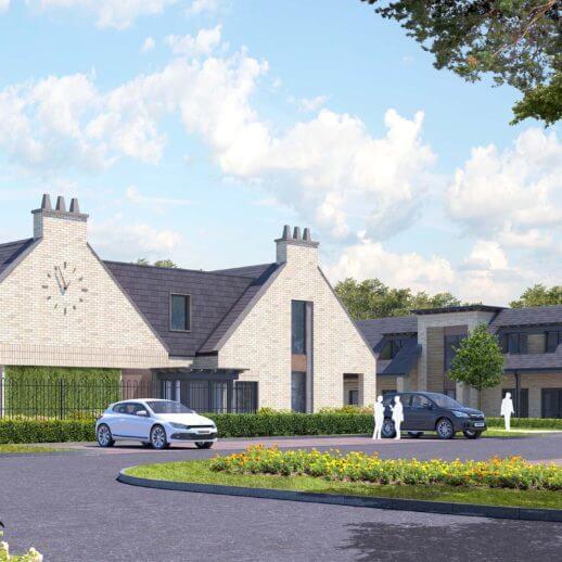 HIA Project - Seven Hills, Weybridge
