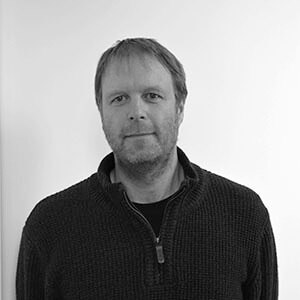 Staff Photo - Simon Lewington