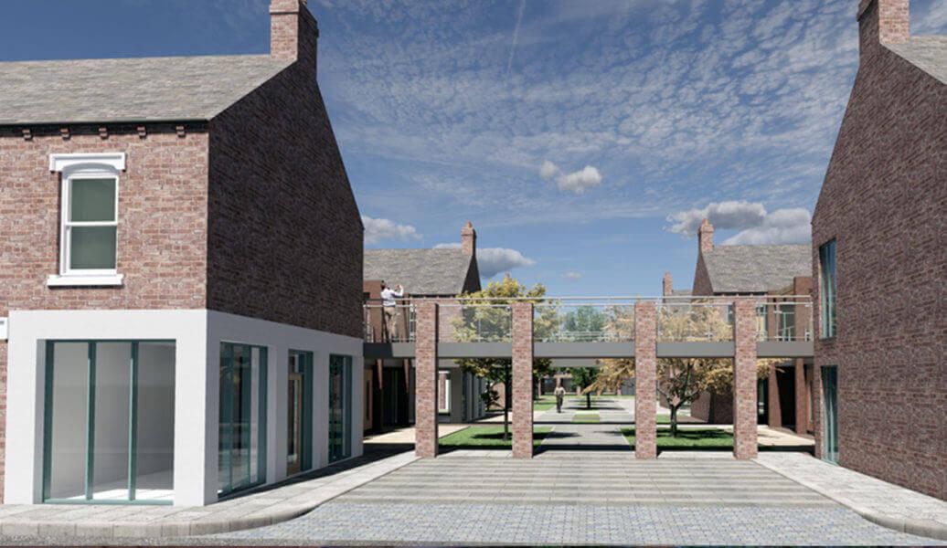 Harris Irwin News - Supporting urban regeneration?