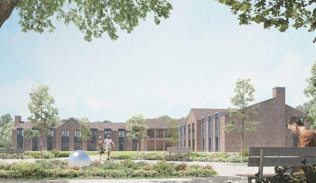 Harris Irwin News - Collegiate care home