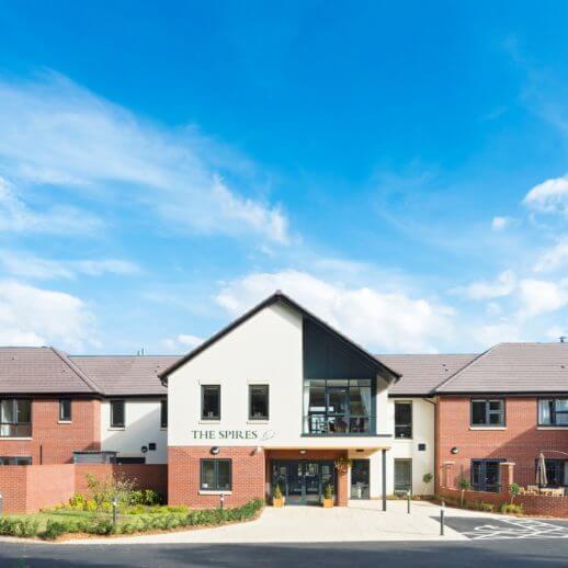HIA Project - The Spires, Lichfield