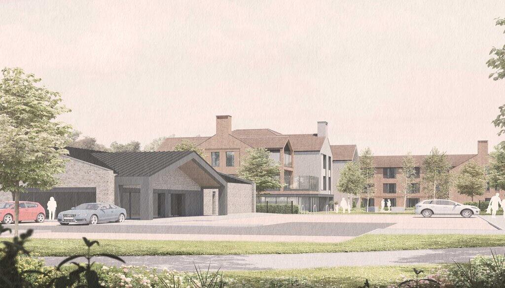 Harris Irwin News - Local centre scheme approved