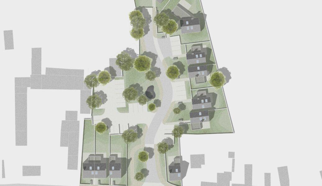 Harris Irwin News - Development in historic town