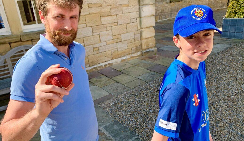 Harris Irwin News - Cricket sponsorship